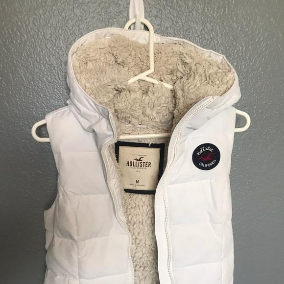 Hollister Jackets & Blazers - Hollister Jacket Vest
